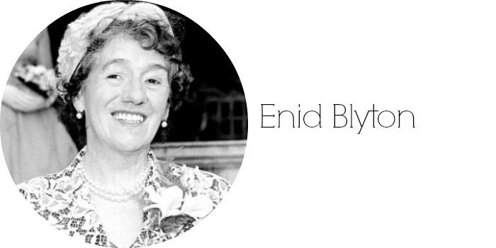 References - Enid Blyton