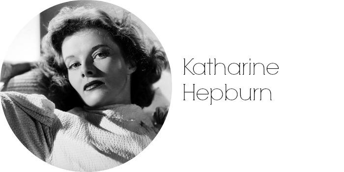 References - Katharine Hepburn