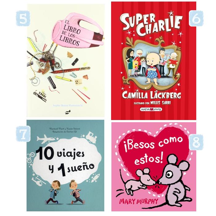 Libros infantiles San Jorge 02