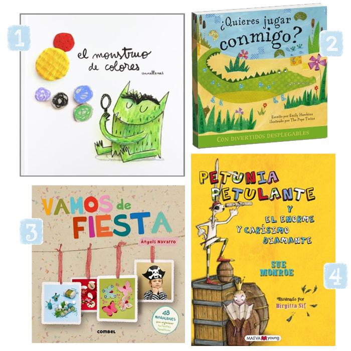 Libros infantiles san jorge 01
