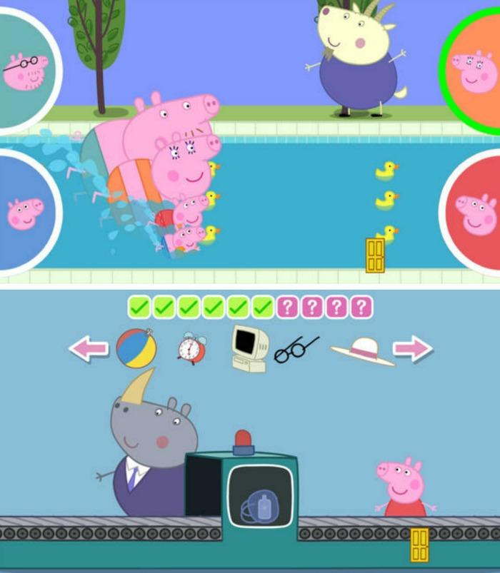 Peppa Pig vacaciones