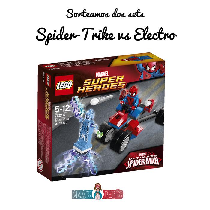Sorteo lego spiderman