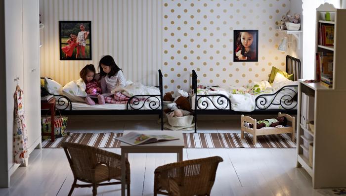 Soluciones ikea para el dormitorio infantil   mamis y bebés