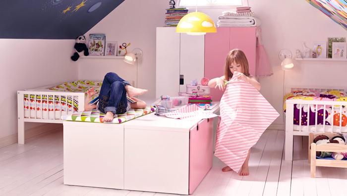 Ikea Dormitorio infantil 01