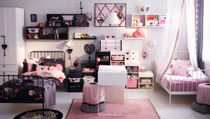 Ikea Dormitorio infantil 02