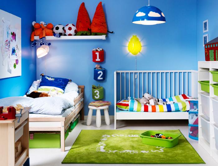 Soluciones Ikea para el dormitorio infantil - Mamis y bebés
