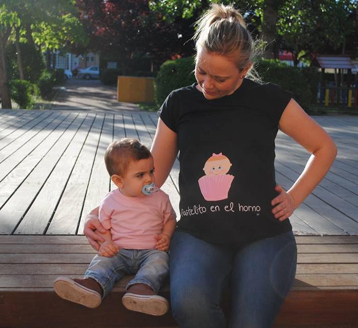 Camisetas embarazadas Mamisetas 01