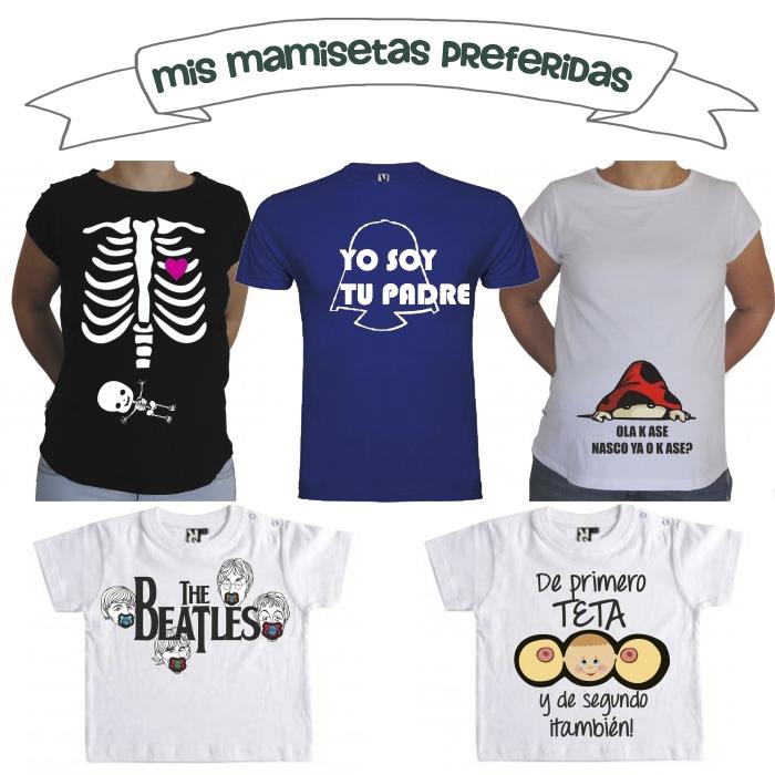 Camisetas embarazadas mamisetas 05