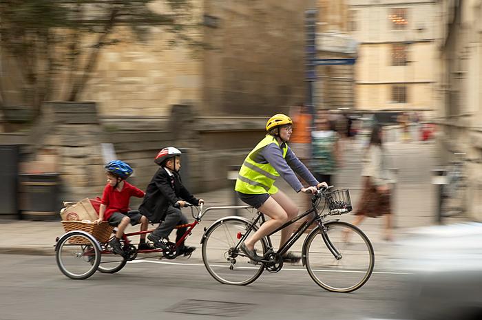 Seguridad vial bicicleta