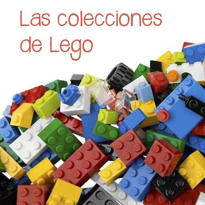 Las colecciones de Lego