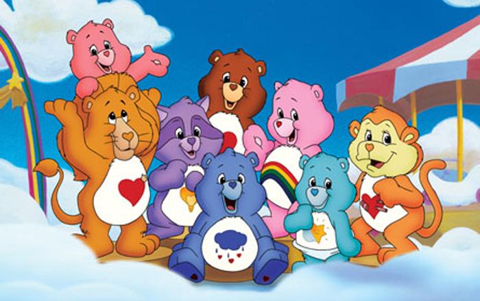 Primos de los osos amorosos