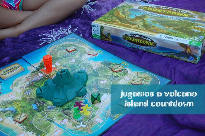 Juego de mesa volcano 01