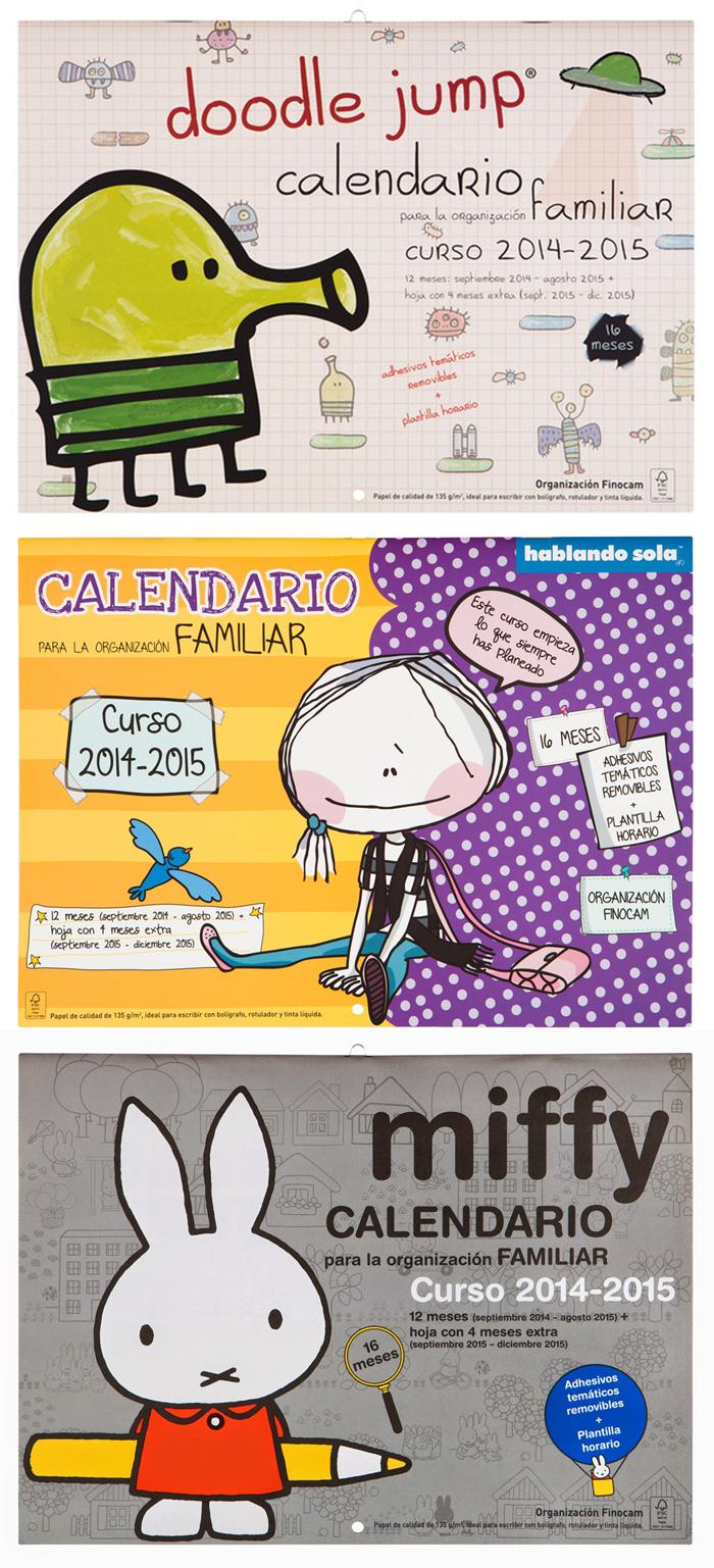 Calendario finocam
