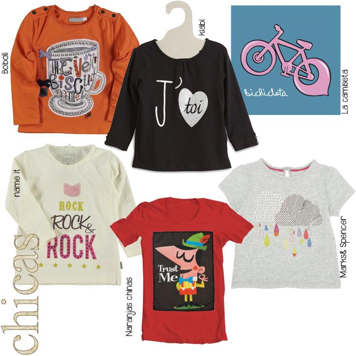 Camisetas infantiles 03