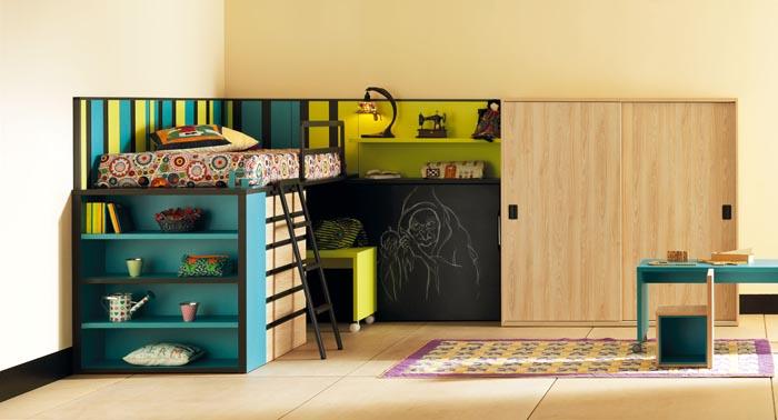 Dormitorio infantil lagrama 03