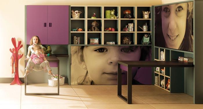 Dormitorio infantil lagrama 10