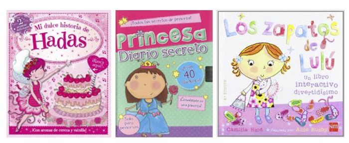 Libros princesas