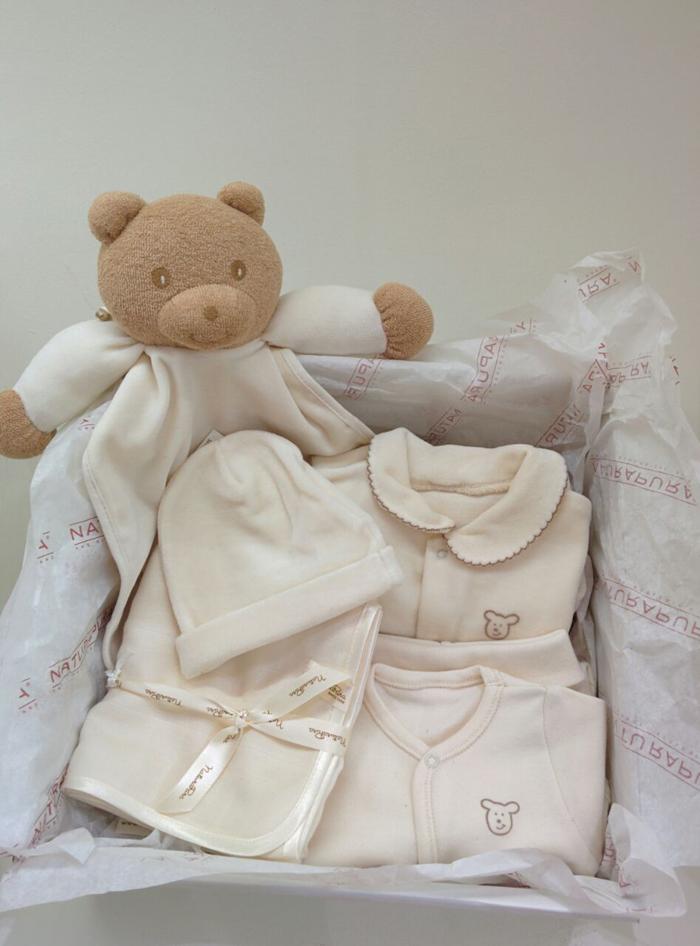 kit de maternidad naturapura