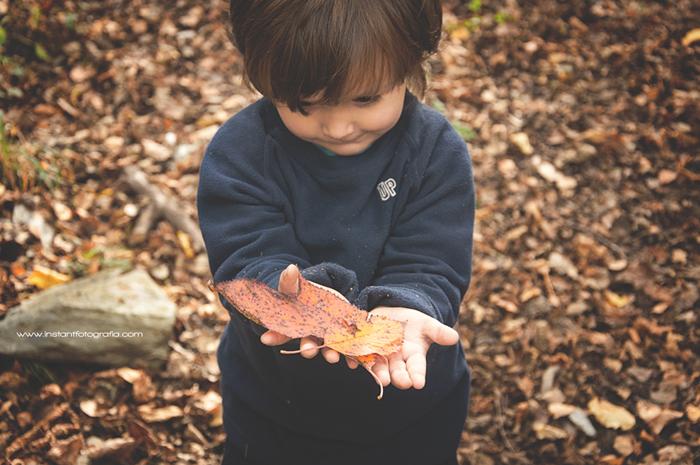 Fotografia infantil bosque 08