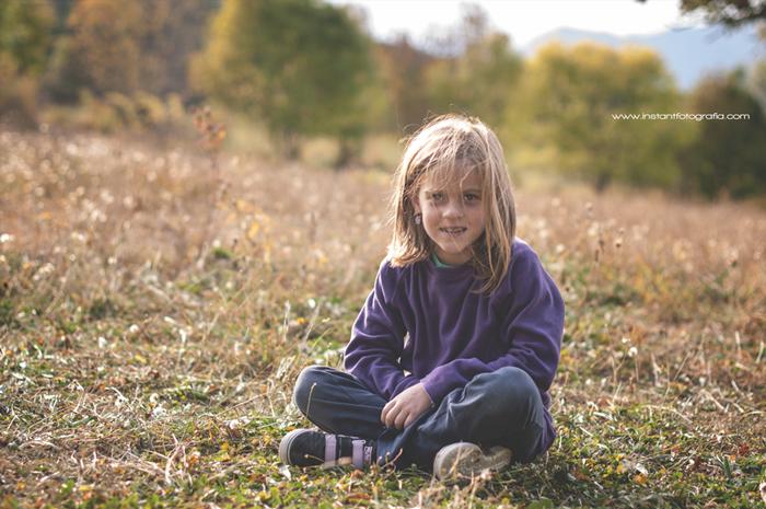 Fotografia infantil bosque 10