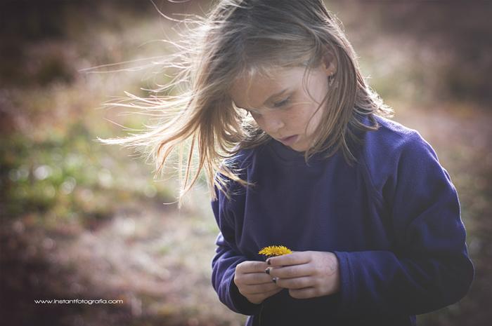 Fotografia infantil bosque 11