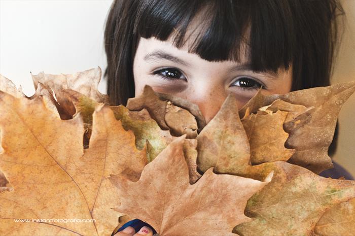 Fotografia infantil bosque 12