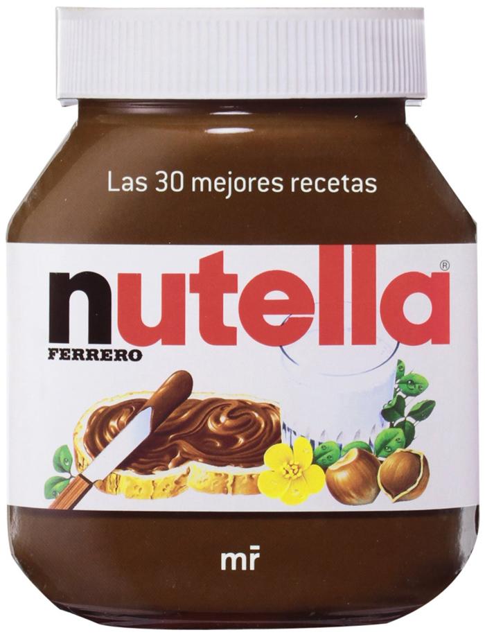 Las 30 mejores recetas con Nutella