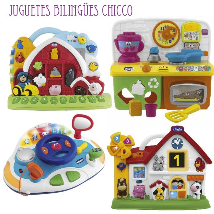 juguetes bilingues chicco