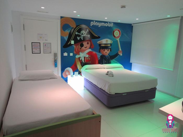 Habitaciion Playmobil hotel juguete