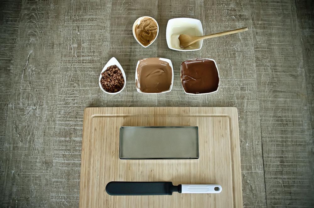 Ingredientes turron ibili