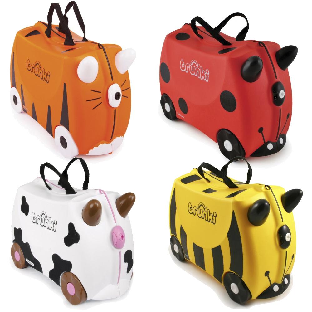 maletas para ninos trunki animales