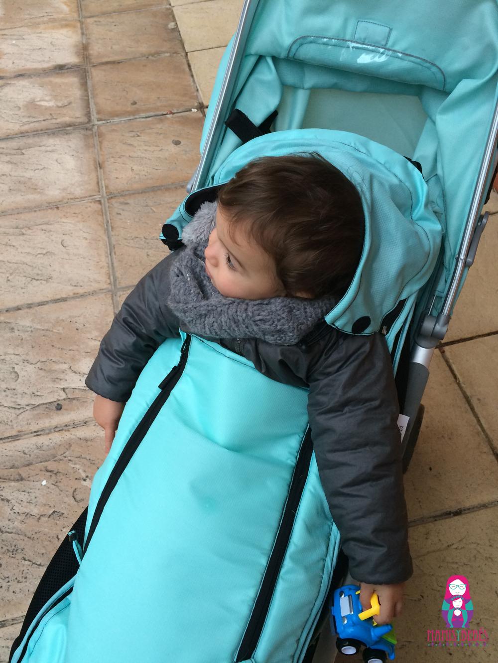 Probamos el saco de babyhome emotion mamis y beb s - Silla babyhome vida ...