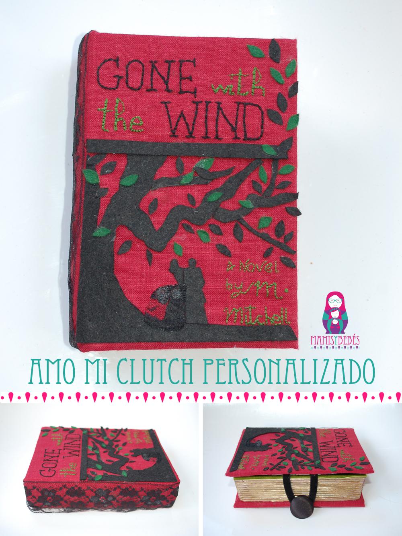 clutch libro Ana R Zaurin