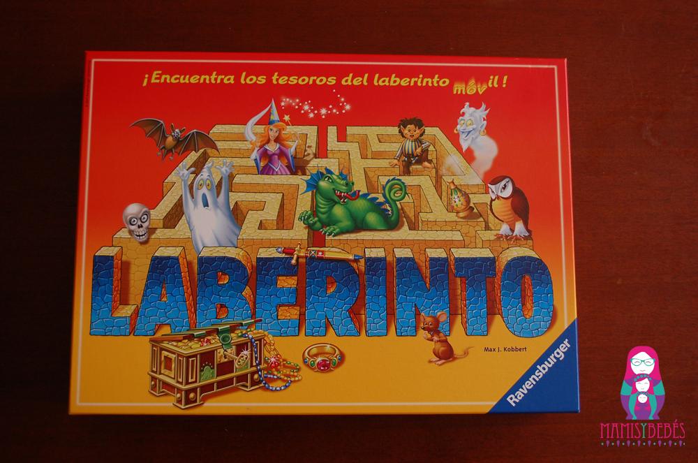 Juegos de mesa familiares Laberinto