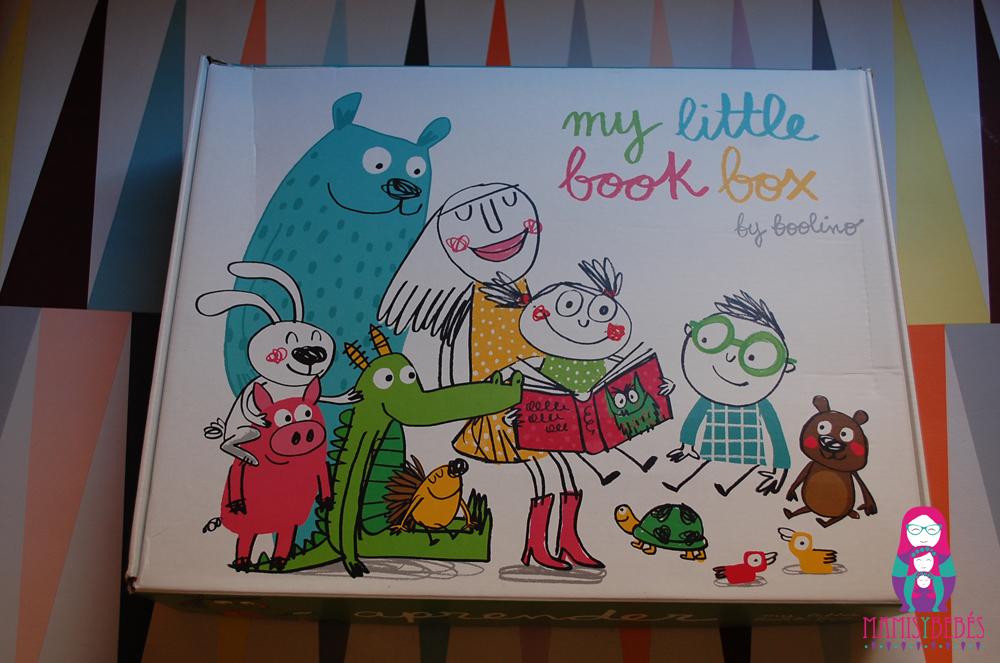 My little book Box Odio la escuela 01