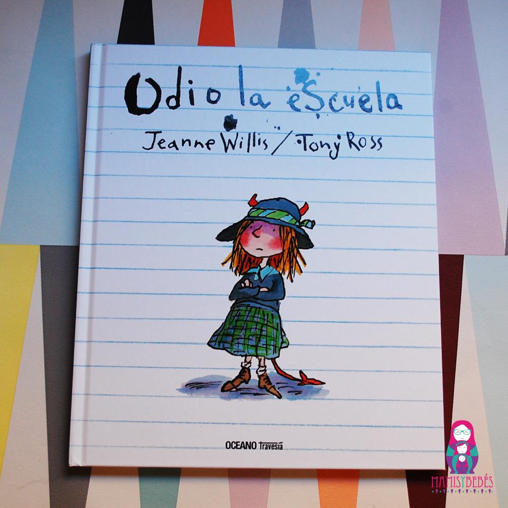 My little book Box Odio la escuela 02