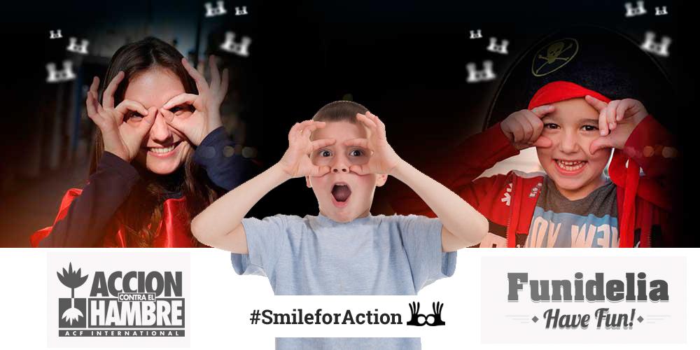 Smile for action accion contra el hambre