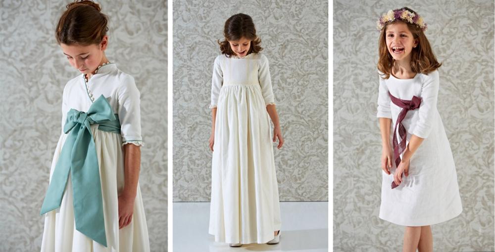 trajes de comunion de la dos a la doce