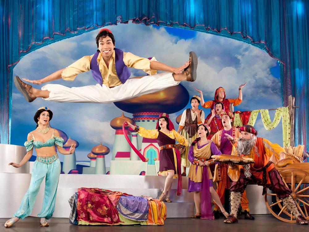 Disney Live - Aladdin 2