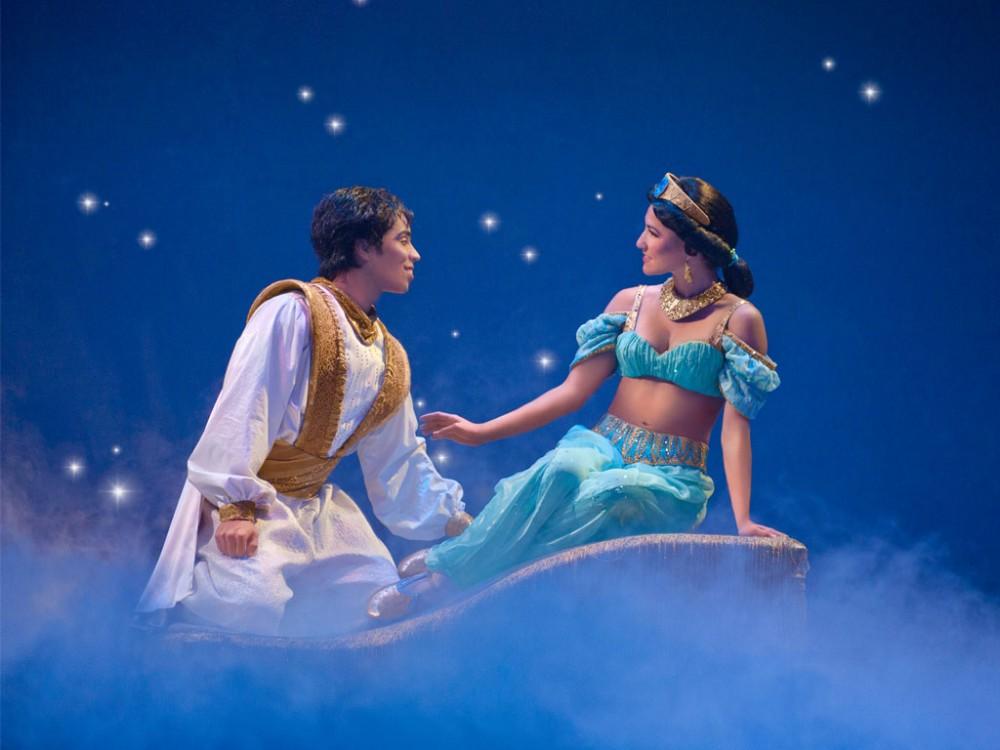 Disney Live - Aladdin
