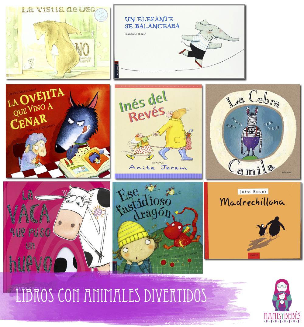 Libros con animales
