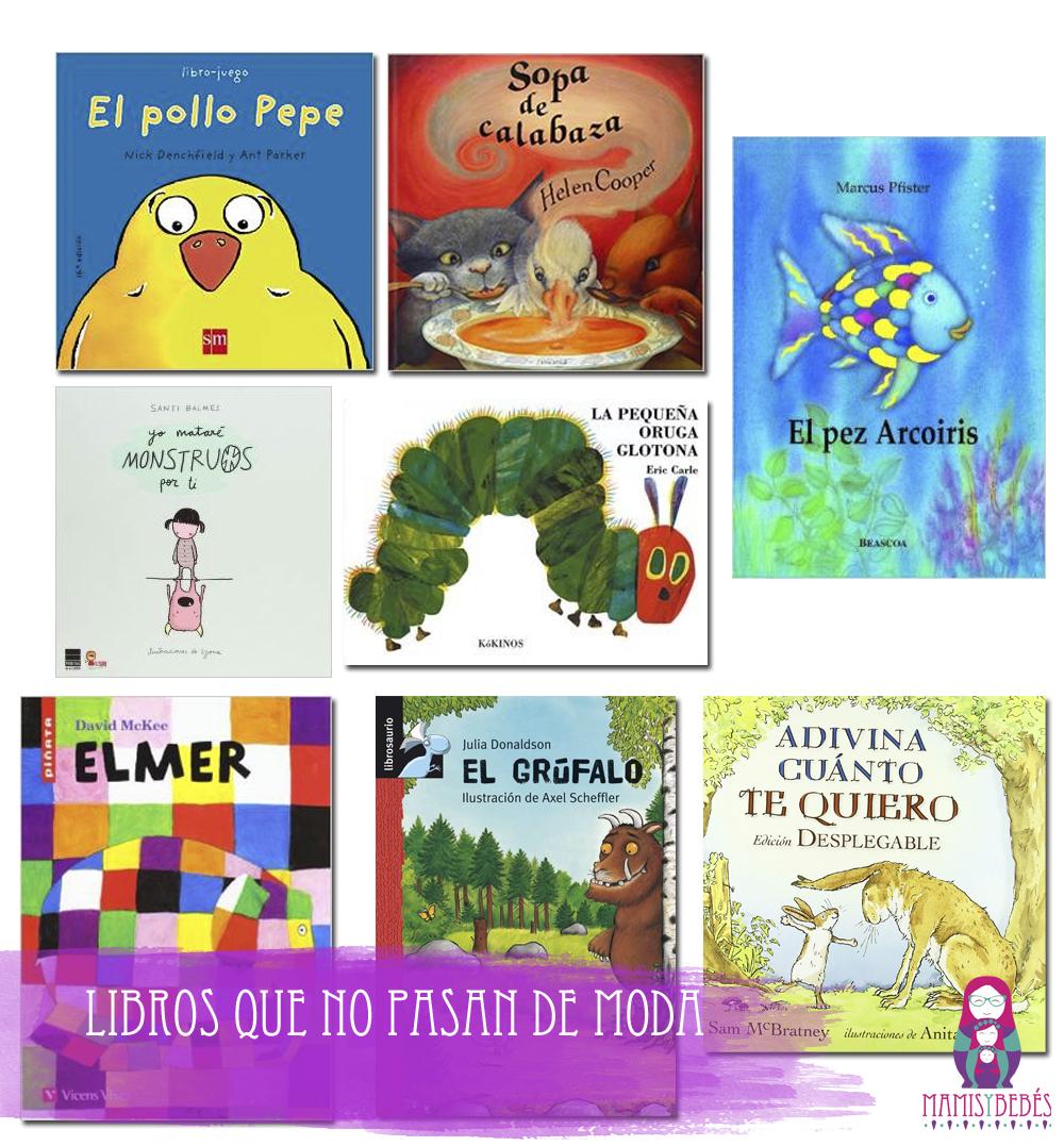 Libros infantiles que no pasan de moda