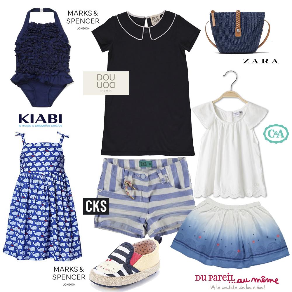 Moda infantil navy 01