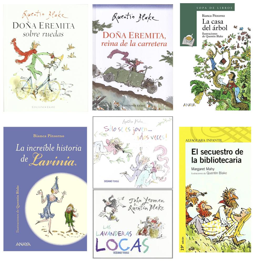 cuentos infantiles Quentin Blake 01
