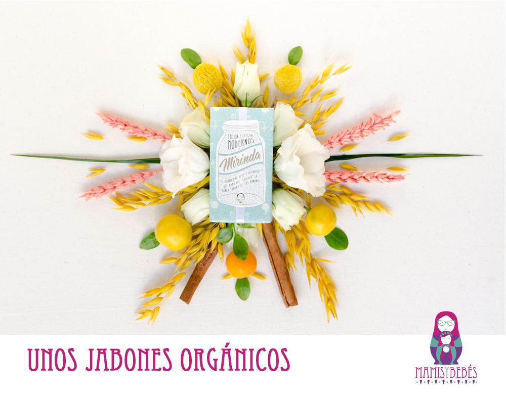 jabones organicos