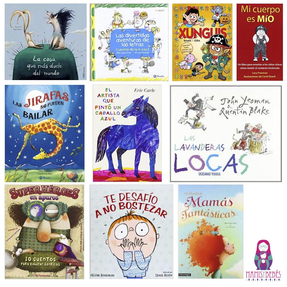 libros infantiles mas recomendados