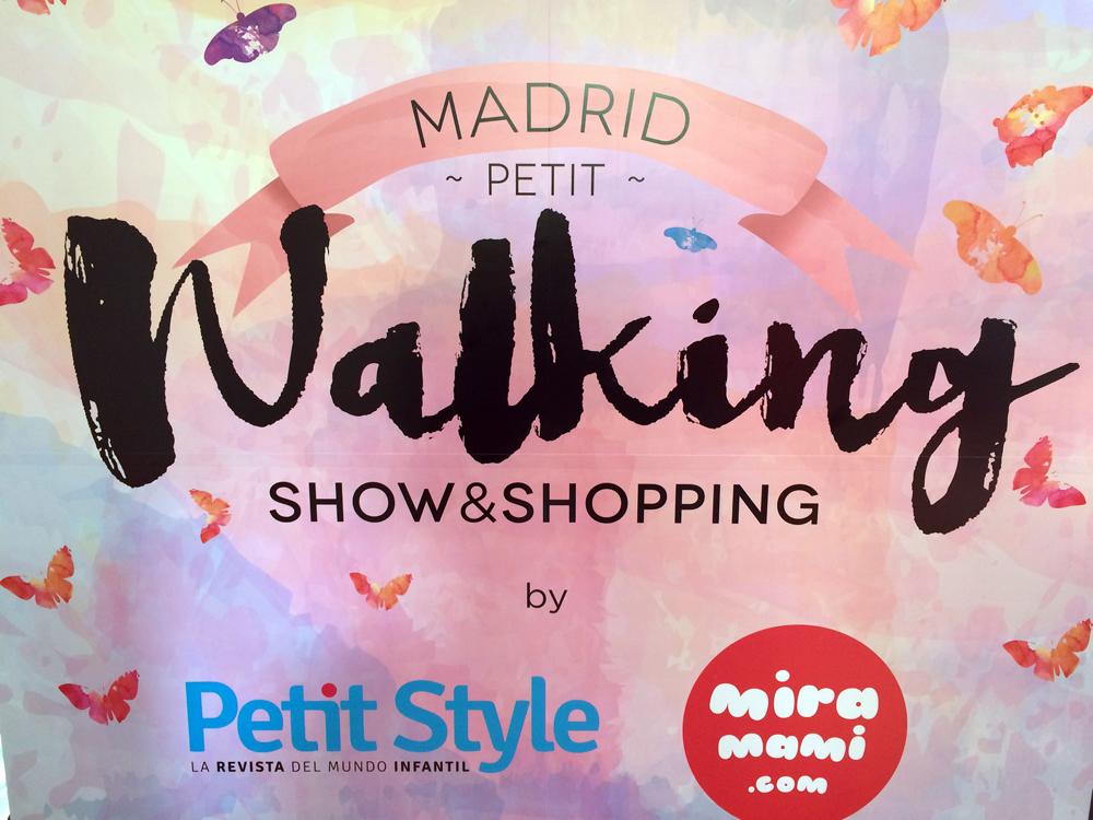 Petitstyle walking