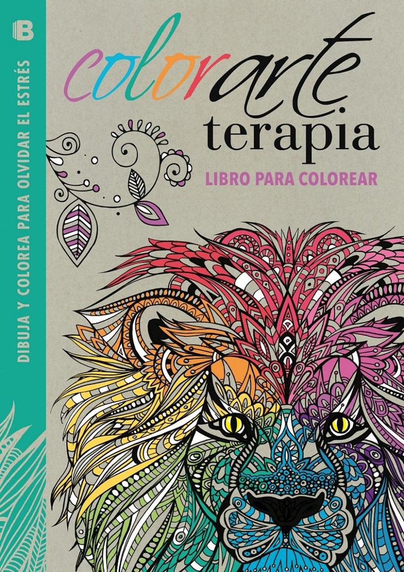Libros de actividades para el verano para toda la familia. colorarte terapia