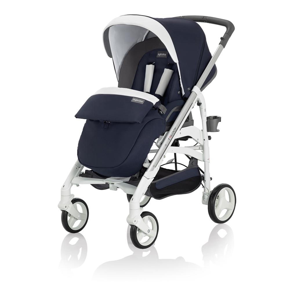 Inglesina trilogy system mamis y beb s - Altura para ir sin silla en el coche ...