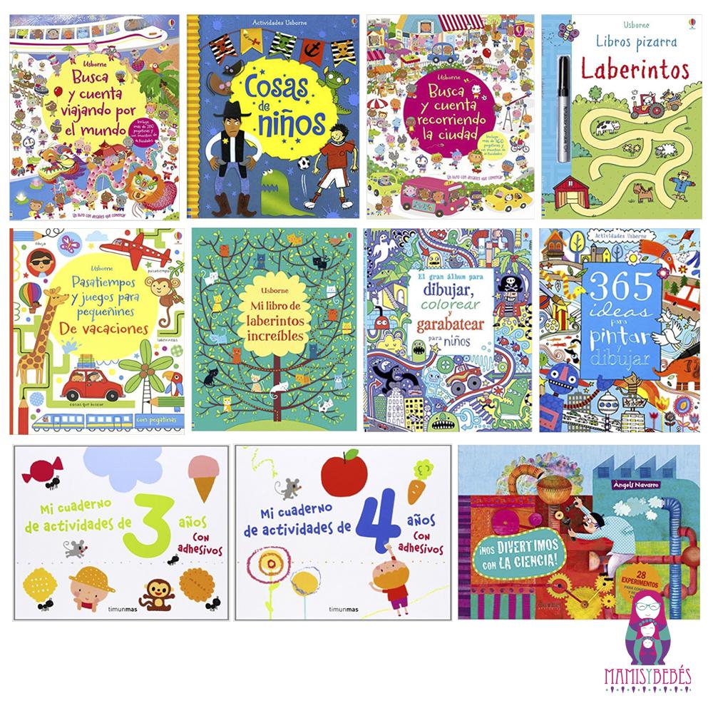 libros de actividades 2